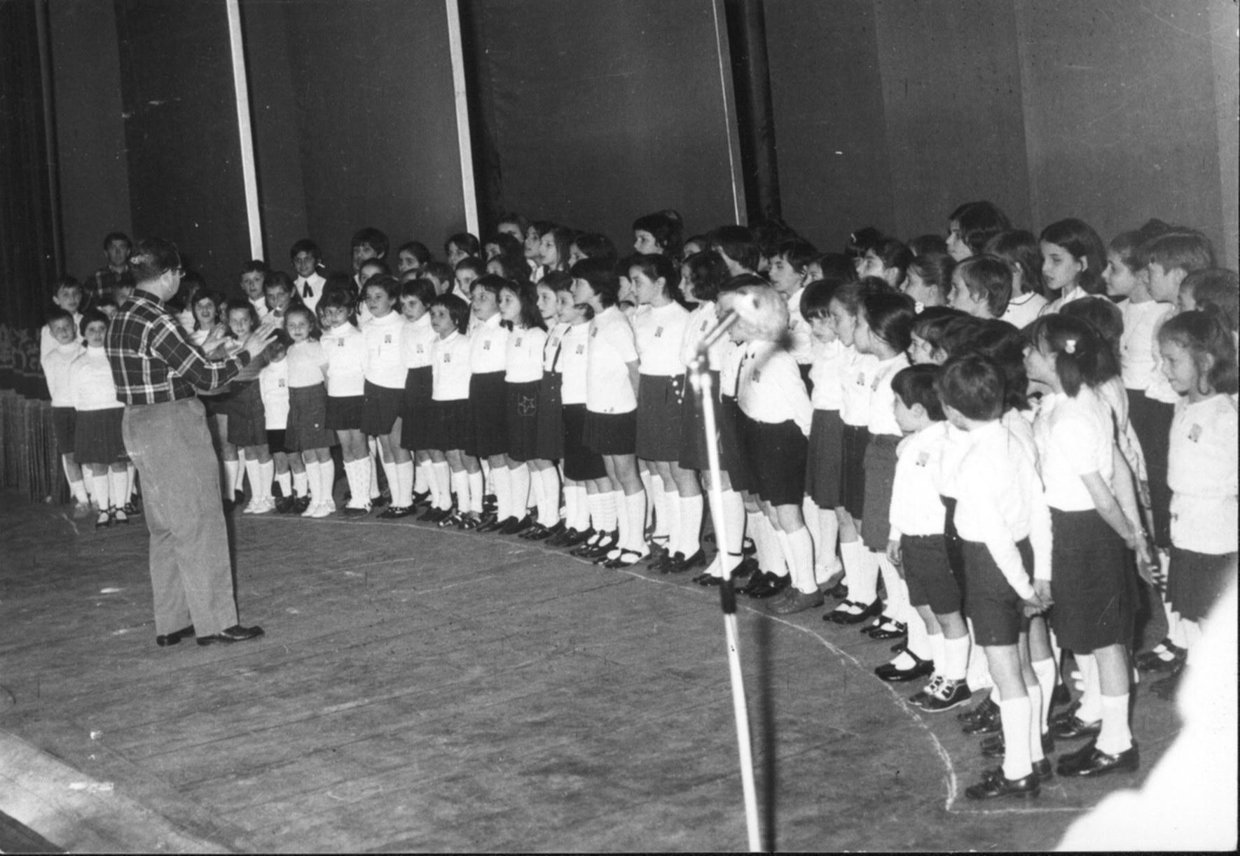 12.06.1971 teatro Municipale di Reggio Emilia