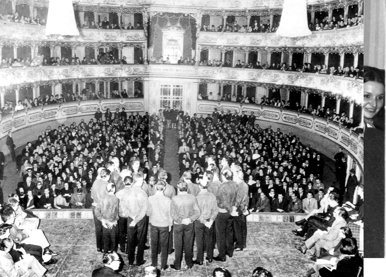 28.11.1964 SAT a Reggio Emilia Teatro Municipale
