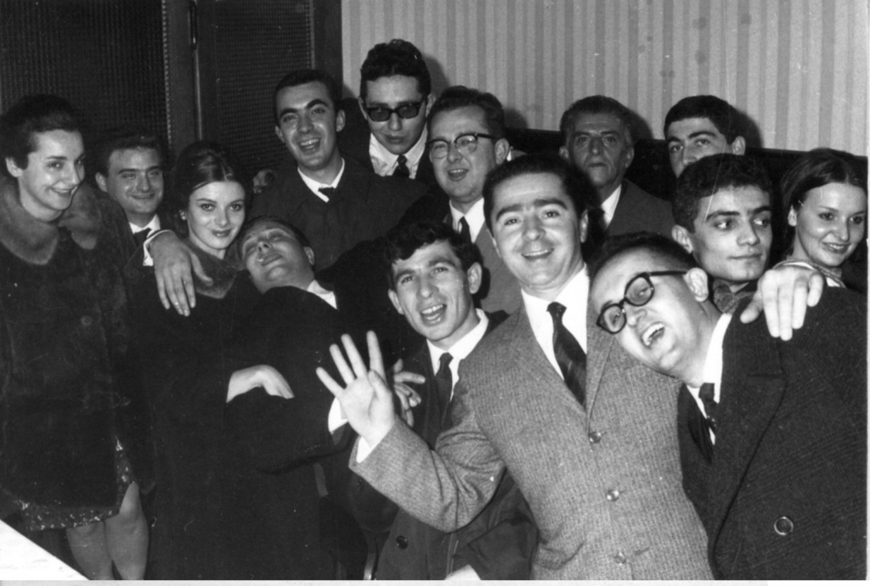 """28.11.1964 Ristorante """"Cannon d'oro"""""""