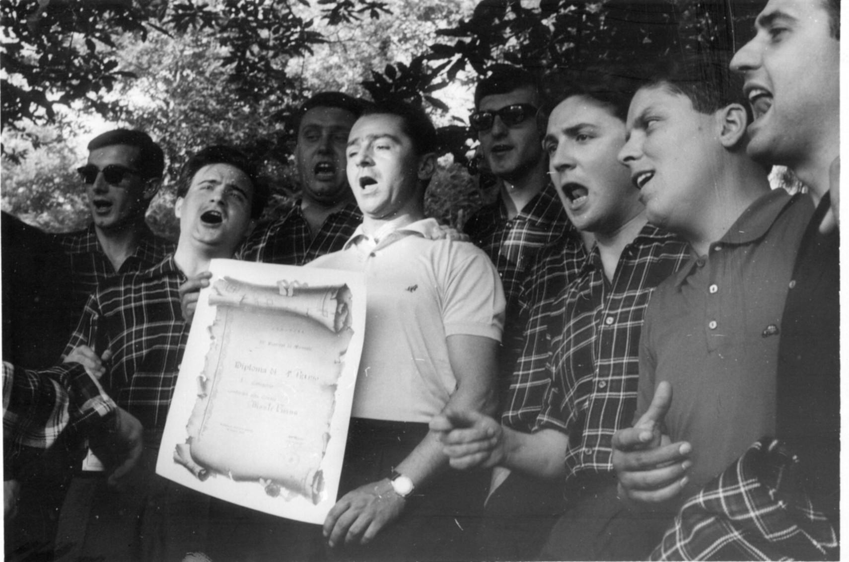 21 giugno 1964 Concorso di Mossale